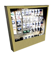 Dart Reseller Display Case